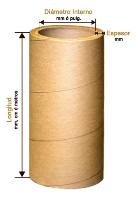 tubo de cartón 5